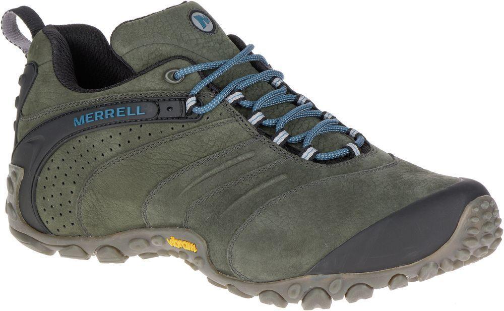 MERRELL Chameleon II LTR J09381 de Marche de Randonnée Baskets Chaussures Hommes
