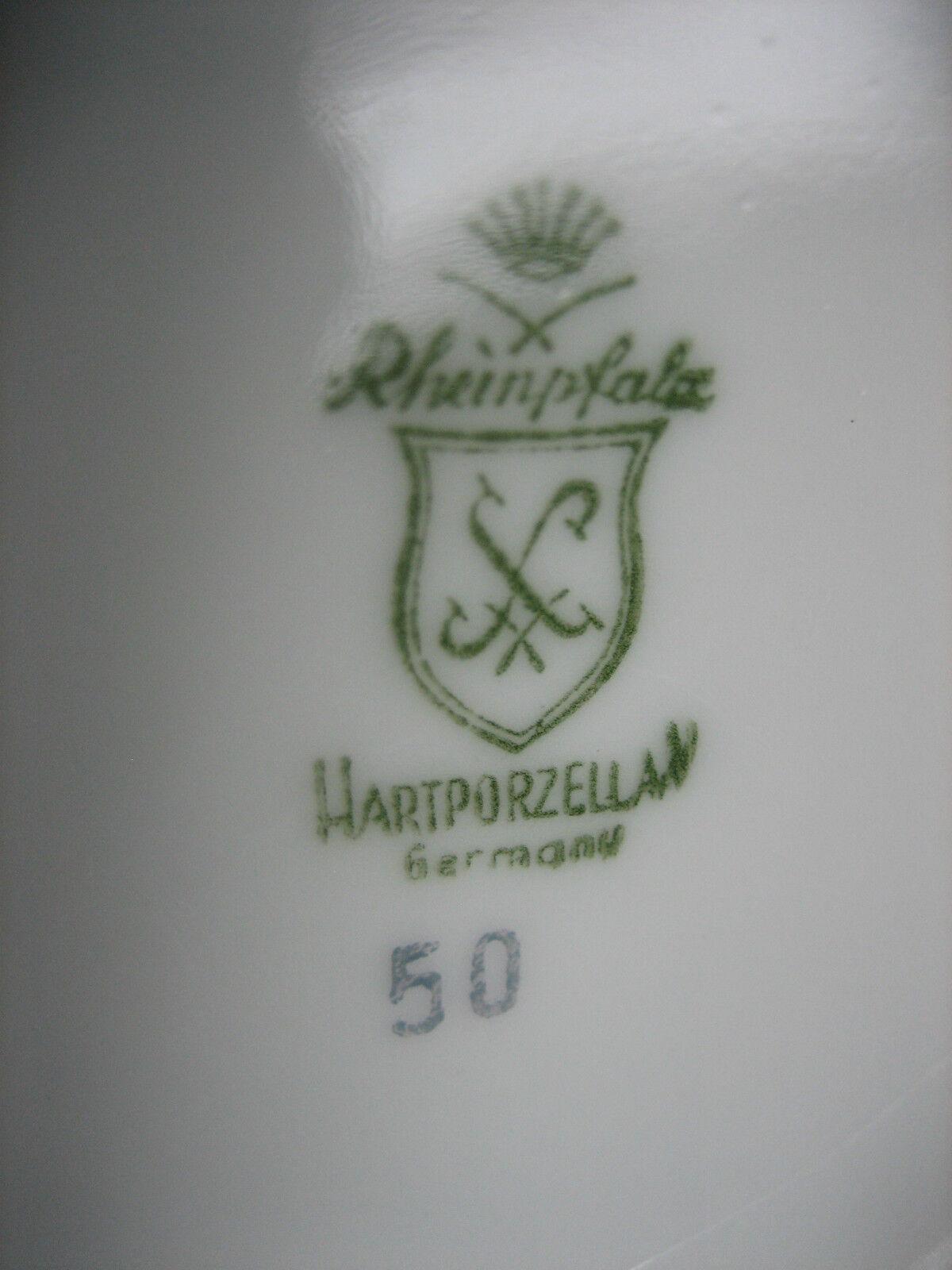 Moccaservice Mokkaservice Gold Porzellan Porzellan Porzellan Rheinpfalz 7d70aa