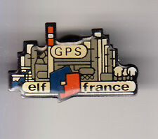 RARE PINS PIN'S .. PETROLE AUTO CAR OIL ELF ATO TOTAL GPS FRANCE ~BU