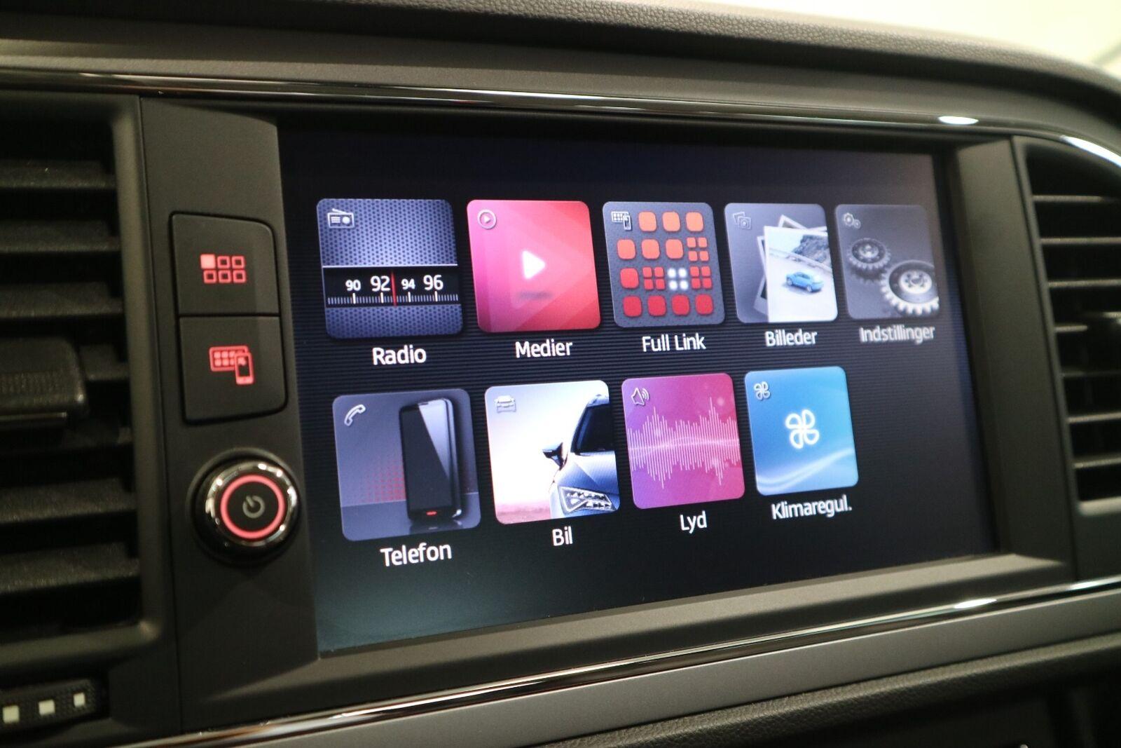 Seat Leon 1,6 TDi 115 Style DSG - billede 8