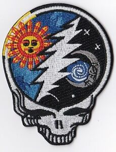 GRATEFUL-DEAD-STEEL-YOUR-FACE-SUN-MOON-LIGHTNING-IRON-or-SEW-ON-PATCH