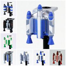 Custom Clone TROOPER JETPACK for Minifigures -Star Wars -Pick your Color! CAC