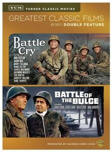 TCM-GREATEST-CLASSIC-FILMS-WWII-New-DVD-Battle-Cry-Battle-of-the-Bulge