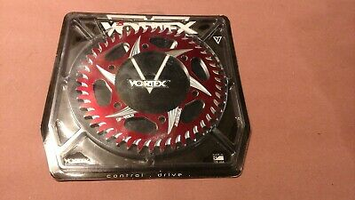 Vortex 839AZR-54 Red 54-Tooth Rear Sprocket
