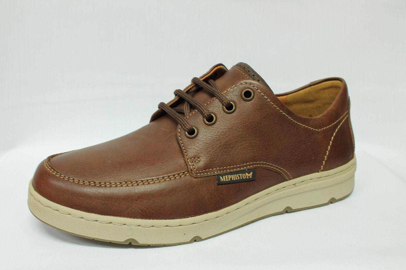 zapatos MEPHISTO Justin marrón Leather Hazelnut list  149 - 20%