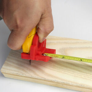 Cement-Board-Locator-Guide-Woodwork-Tile-Tape-Measure-Cut-Drywall-Tool-Charm