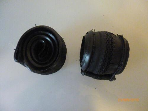 schwarz 2 neue   rubena 28x1x1//2 zoll   wulstreifen