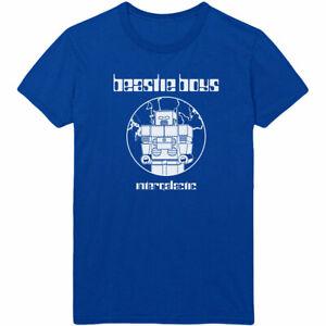 Beastie Boys: 'Intergalactic Robot' - T-Shirt *Official Merch*