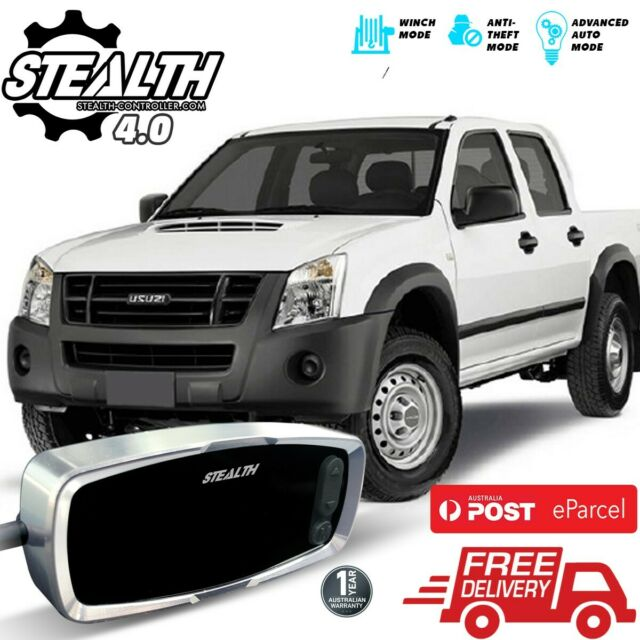Stealth Throttle Controller 4.0 for Isuzu D-Max 2007- 2011 All Engines