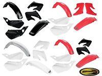 Ufo Plastic Kit Fits Honda Cr125 1998 1999 & Cr250 1997 1998 1999 Fender Plate