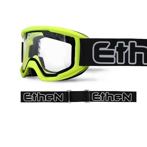 MASK MASK ENDURO FLUORESCENT YELLOW ETHEN 4EN03