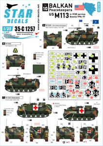 Star-Decals-1-35-des-Balkans-Peacekeepers-10-35-C1257