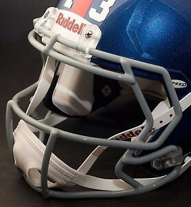 ODELL BECKHAM JR. NEW YORK GIANTS Riddell SPEED Football Helmet ... 17fb3a144