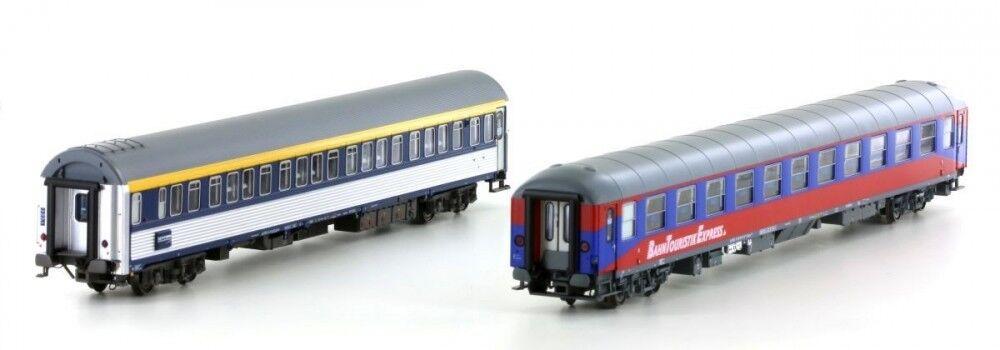 Ls Models 46009 h0 dc liegewagenset 2 piezas bvcmz 248.5 wlab - 30 ÖBB ep6 OVP