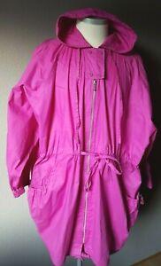 Pink;baumwolle Kapuze Damen Mantelparkajacke Details Von Himalaya Mit Zu ;gr5456 dBthQCxsr