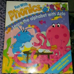 Details about Fun with Phonics Learn the Alphabet with Azlo Wendy Body SC