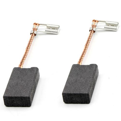 Charbon Balais charbon broches pour Bosch gsh4 gsh5ce gbh38 pbh380 remplace 1617014122