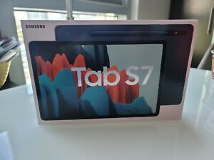 Samsung Galaxy Tab S7 256GB, Wi-Fi, 11 in - Mystic Navy - Brand New Sealed
