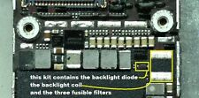 backlight upgrade repair kit for apple iphone6 guide available on request