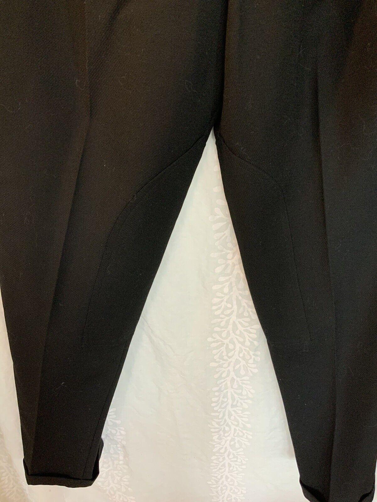 Vintage Ralph Lauren pants black 80s 90s - image 3