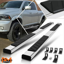For 09 20 Ram 150025003500 Extended Cab 5 Side Step Nerf Bar Running Boards Fits Dodge Ram 1500