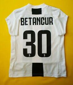 cae06bc3cdb 5+ 5 Betancur Juventus kids jersey 9-10 years 2019 shirt CF3496 ...