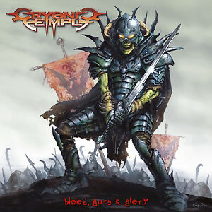 CRYONIC-TEMPLE-Blood-Guts-amp-Glory-CD-2003-True-Power-Metal-NEW