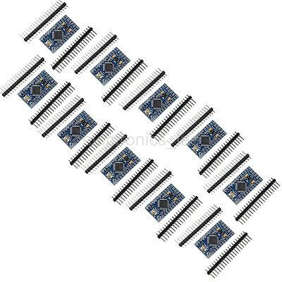 10pcs PRO MINI ATMEGA328 5V/16M MWC avr328P Development Board for  Arduino