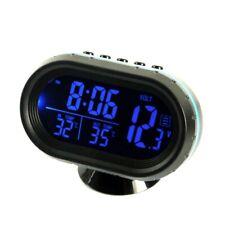 DC 12V-24V Digital Blue LED Auto Thermometer In Car Temperature Monitor MA1736