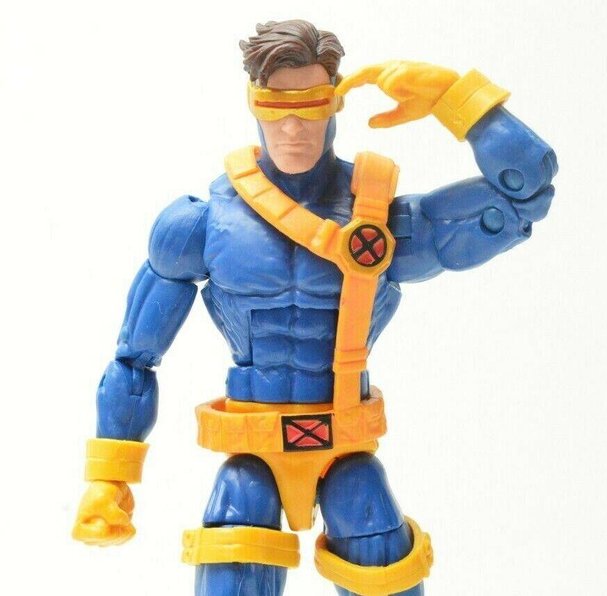 """Cyclops Hasbro Marvel Legends 6"""" Wirkung figure X-menschen Warlock Wave"""