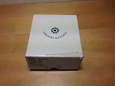 Empty Used cardboard Box Giuliano Mazzuoli Cardboard od,us Made,gi Issue,