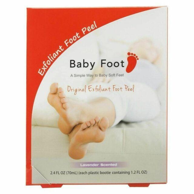 Baby Foot Easy Pack Original Deep Skin Exfoliation for Feet