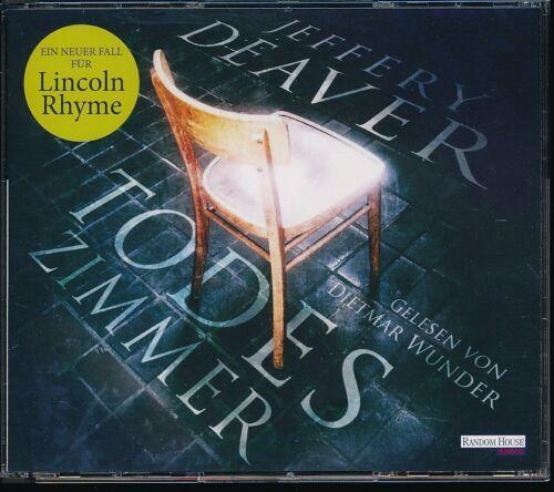 1 von 1 - Jeffery Deaver - Todeszimmer (6 CDs) Neuwertig