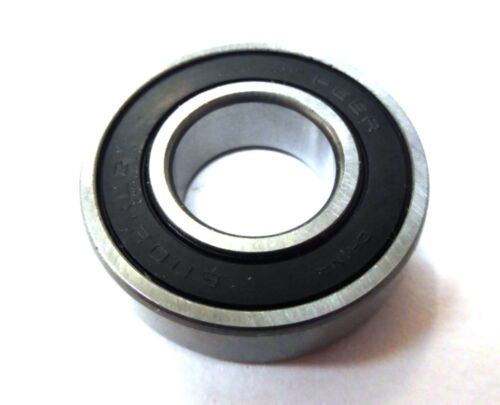 LOT OF 4 15MM ID 32MM OD 9MM W PEER DOUBLE SEALED BEARING 6002-2RLD-C3