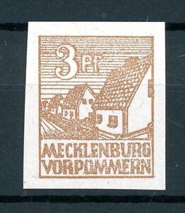 SBZ-Mecklenburg-Vorpommern-MiNr-29-x-b-postfrisch-MNH-geprueft-Kramp-XXX