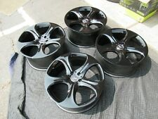 Mercedes Benz S550 S600 S500 Oem Factory 20 Wheels Rims Gloss Black 5x112