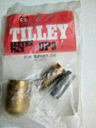 TILLEY Service Pack SP3 For Burner 218 Lamps The Tilley Lamp Company Ltd Belfast
