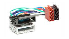 CARAV 12-008 Autoradio Adapterkabel ISO für CHRYSLER / DODGE / JEEP