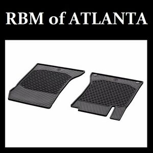 172817ce291 Details about Genuine Mercedes Benz All Weather Front Rubber Floor Mats 2014+  S Class W222