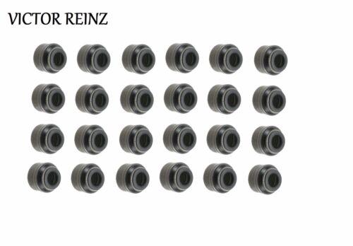 For Porsche911Cayenne Boxster Valve Stem Seal Set of 24 VICTOR REINZ 99610511552