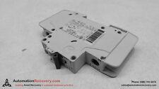 ALLEN BRADLEY 1489-A1C250 , SERIES A MINI CIRCUIT BREAKER 1 POLE 240V #110574