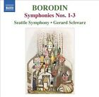 Borodin: Symphonies Nos. 1-3 (CD, Jun-2011, Naxos (Distributor))
