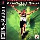 International Track & Field 2000 (Sony PlayStation 1, 1999)