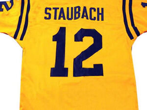 3fbbc376eca Image is loading ROGER-STAUBACH-NAVY-FOOTBALL-JERSEY-NAVAL-ACADEMY-QUALITY-