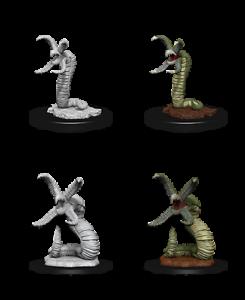 Grick /& Grick Alpha D/&D Nolzur/'s Marvelous Unpainted Miniatures
