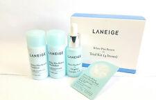*Laneige* White Plus Renew Trial Kit (4Items) 15ml/15ml/7ml/1ea - Korea Cosmetic