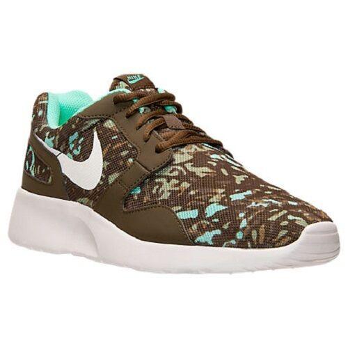 Nike Men's Kaishi Print Casual Sneakers, 705450 313 Sizes 11-13 DARK LODEN WHITE