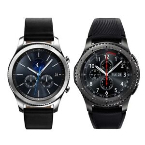 GENUINE-Samsung-Gear-S3-Smart-Watch-Frontier-R760-Classic-R770-Aus-Seller-SYD