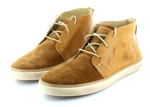 new product 7f1fb 2cf8d Wolverine Alberto en 1883 Tan Gr hommes 42 Nubuck pour cuir Chaussures  0IF7dwqq