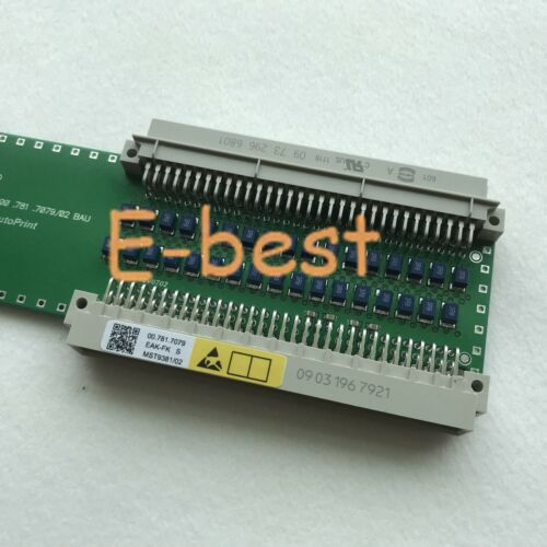 Details about  /NEW Circuit board printing machine anti-interference filter EAK-FK 00.781.7079